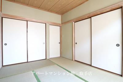 【寝室】エスペランサA