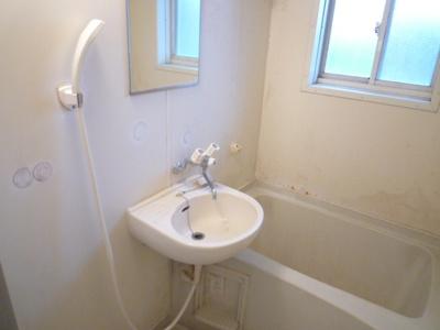 【浴室】スズキハイツ
