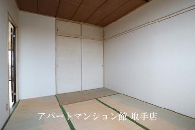 【寝室】フジハイツ