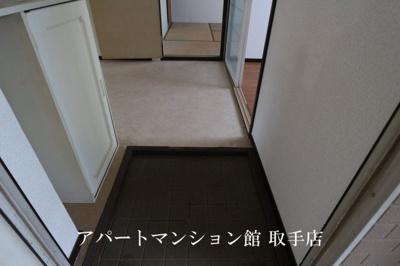 【玄関】フジハイツ