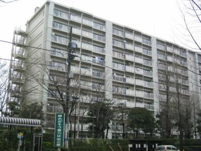 【外観】中央タウンB棟