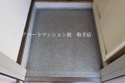 【玄関】エーデルハイム