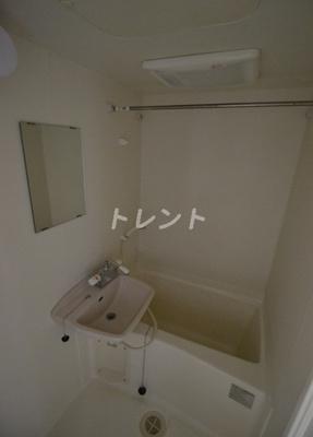 【浴室】アクサス新宿若松町ステーション【AXAS新宿若松町Sta】