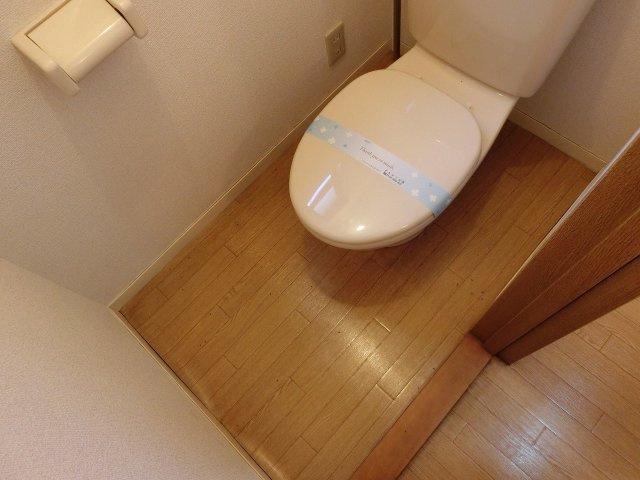 ドリーム5(柏原市太平寺) お手洗い