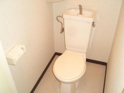 【トイレ】サンロイヤル長柄