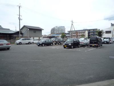 【駐車場】守口スカイハイツ