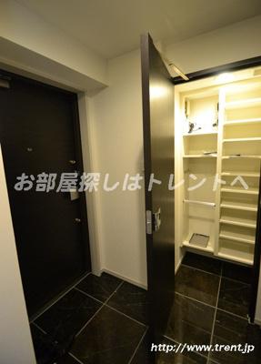 【玄関】ジオ西新宿ツインレジデンス ウエスト棟