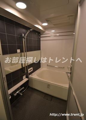 【浴室】ジオ西新宿ツインレジデンス ウエスト棟