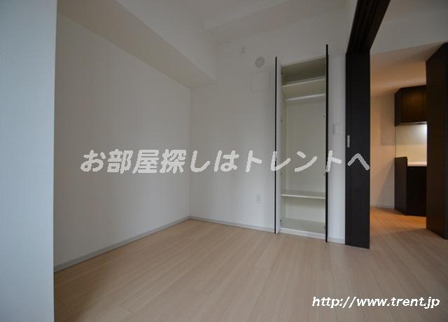 【寝室】ジオ西新宿ツインレジデンス ウエスト棟