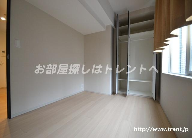 【洋室】ジオ西新宿ツインレジデンス ウエスト棟