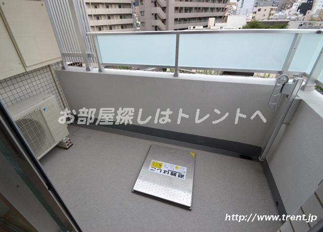 【バルコニー】ジオ西新宿ツインレジデンス ウエスト棟