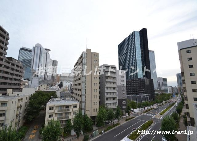 【展望】ジオ西新宿ツインレジデンス ウエスト棟