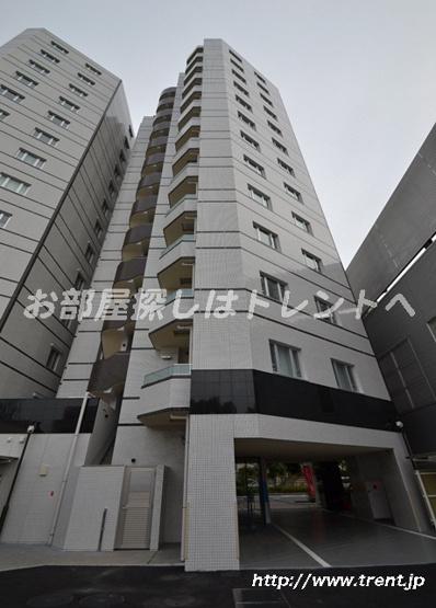 【外観】ジオ西新宿ツインレジデンス ウエスト棟