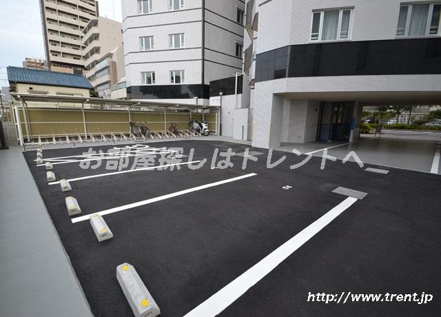 【駐車場】ジオ西新宿ツインレジデンス ウエスト棟