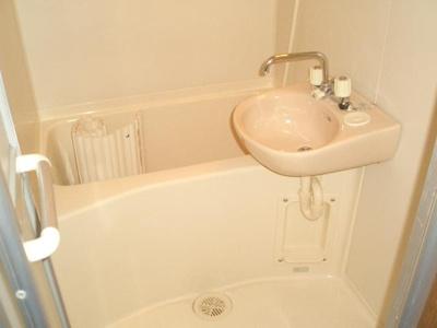 【浴室】メロウィングパレス
