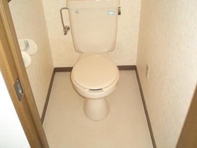【トイレ】メロウィングパレス
