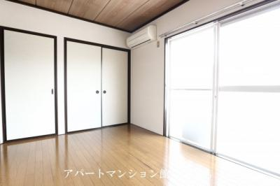 【寝室】サンピアみどり野
