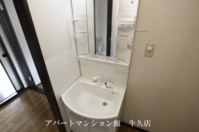 【独立洗面台】サンピアみどり野
