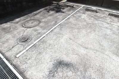 【駐車場】サンピアみどり野