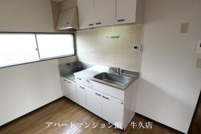 【キッチン】サンピアみどり野
