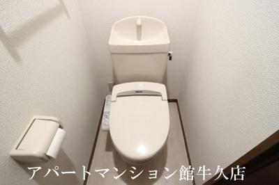 【トイレ】ブルースカイ