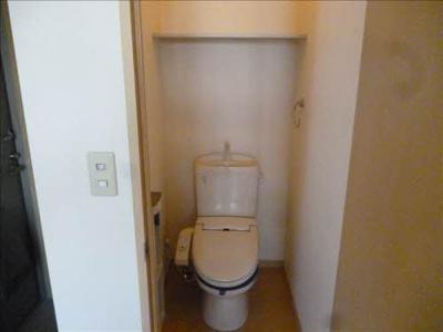 【トイレ】シャーメゾン西青山