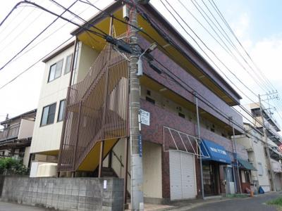 【外観】高橋コーポ