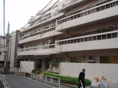 【外観】渋谷アジアマンション