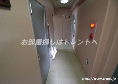 【その他共用部分】マリオン新宿河田