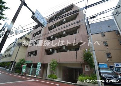 【外観】マリオン新宿河田