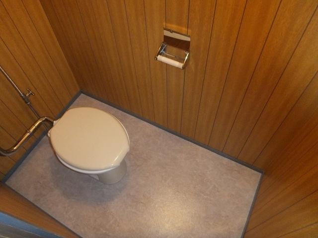 【トイレ】パープルハイツ