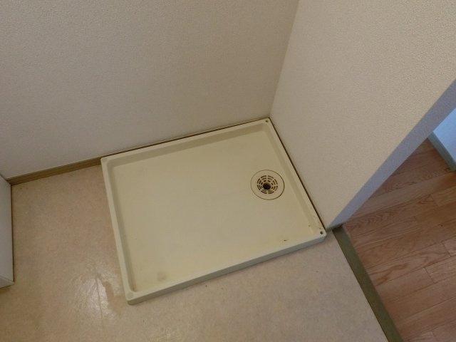 法善寺セジュールP(柏原市法善寺) 室内洗濯機置き場