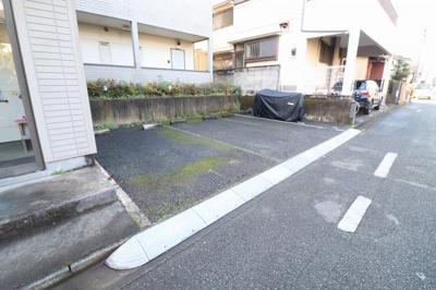 【駐車場】フラワーハイツ
