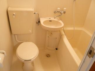 【トイレ】メゾン・モモ