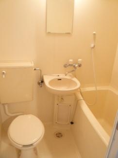 【浴室】メゾン・モモ