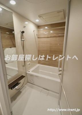 【浴室】シティハウス四谷三丁目