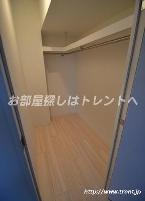【収納】シティハウス四谷三丁目
