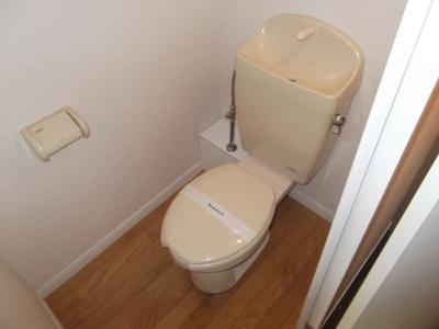 【トイレ】レオパレスブリリアント