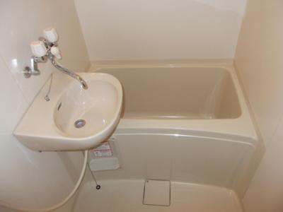 【浴室】レオパレスブリリアント
