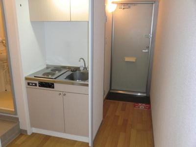 【キッチン】レオパレス高尾Ⅰ