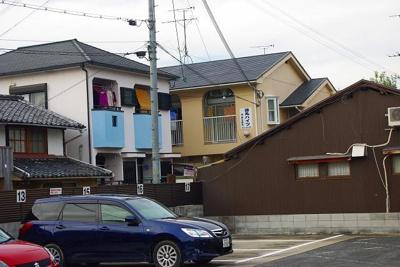 【外観】徳丸ハイツA