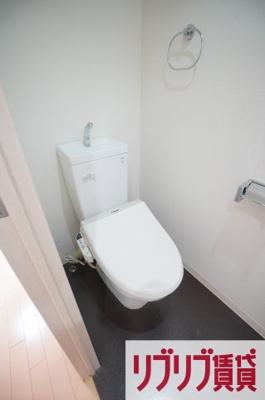【トイレ】スカール千葉みなと