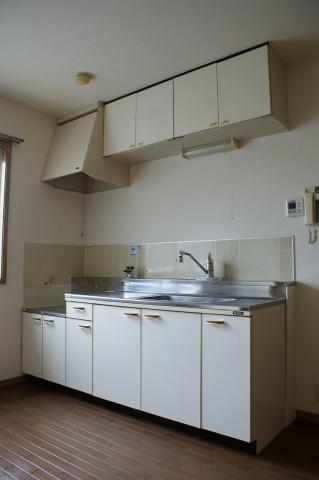 【キッチン】エステートピアタナカ2