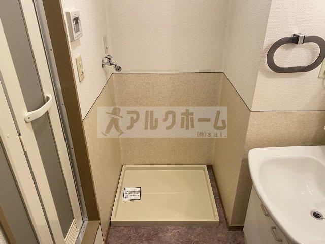 ワントゥリーヒル 独立洗面台