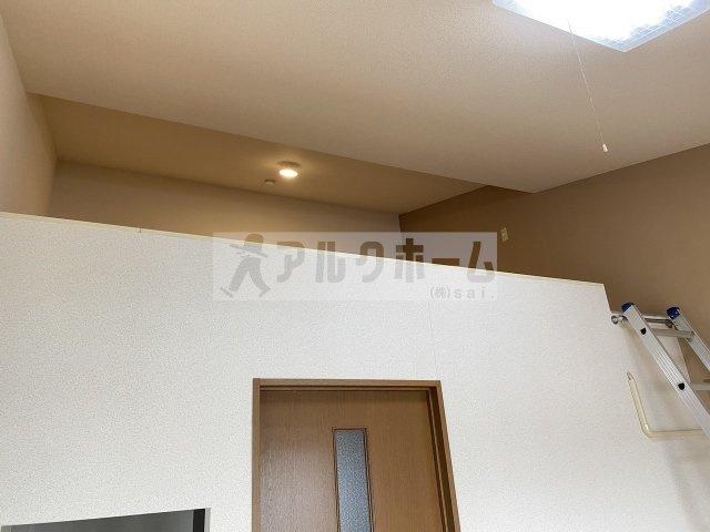 シャルムコート 室内洗濯機置場