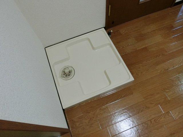 シャルムコート(柏原市清州) 室内洗濯機置き場あり