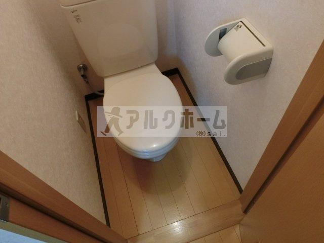 ウィール(柏原市田辺 河内国分駅) お手洗い バストイレ別