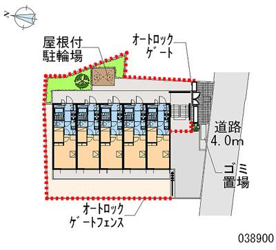 【地図】熊野前