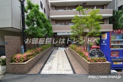 【外観】パークウェル西新宿Ⅱ