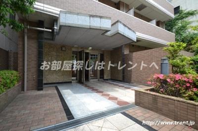 【エントランス】パークウェル西新宿Ⅱ